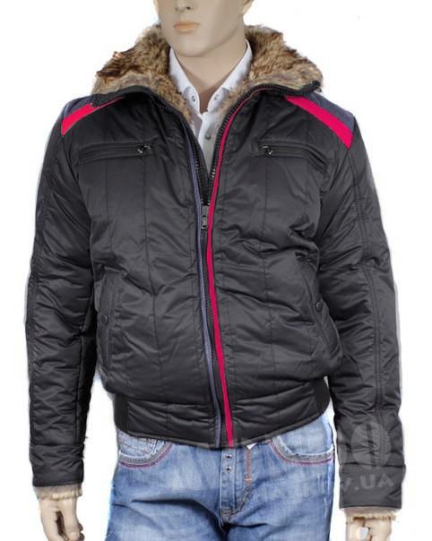 Мужская куртка мех внутри Mondo aac3c73e3bc16